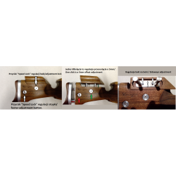 Kolba sportowa do Weihrauch HW 66 2x Speed Lock