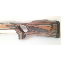 Hunting stock for Tikka T3 THUMBHOLE  from laminate (Pattern BW-SG-EBC)